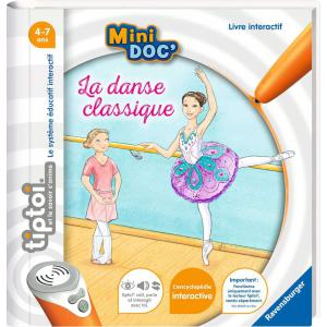 Ravensburger - 00039 - tiptoi® - Mini Doc' - La danse classique (426382)