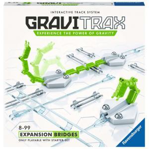 Ravensburger - 26169 - GraviTrax Set d'Extension Bridges / Pont et Rails (426402)