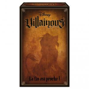 Ravensburger - 26352 - Jeux de réflexion Disney Villainous - Extension 2 - La fin est proche (426412)