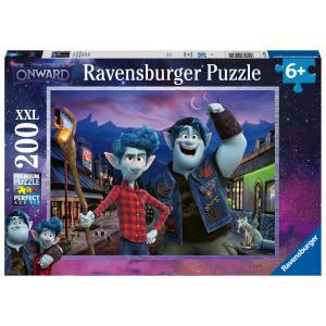 Ravensburger - 12932 - Puzzle 200 pièces XXL - En route pour le voyage / En avant (426460)