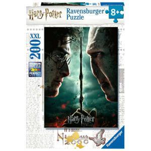 Harry Potter - 12870 - Puzzle 200 pièces XXL - Harry Potter vs Voldemort (426464)