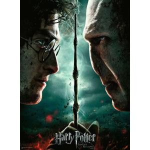 Ravensburger - 12870 - Puzzle 200 pièces XXL - Harry Potter vs Voldemort (426464)