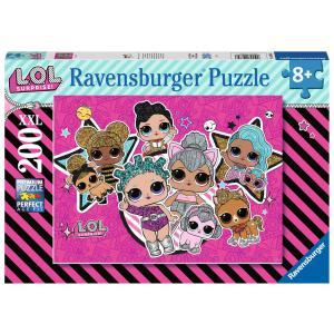 Ravensburger - 12884 - Puzzle 200 pièces XXL - Girl power / LOL Surprise (426466)