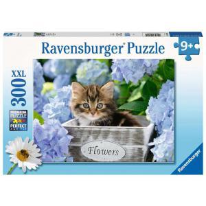 Ravensburger - 12894 - Puzzle 300 pièces XXL - Petit chaton (426468)