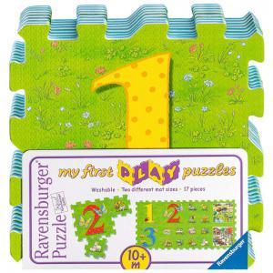 Ravensburger - 03008 - My first play puzzles - La ferme éducative (426480)