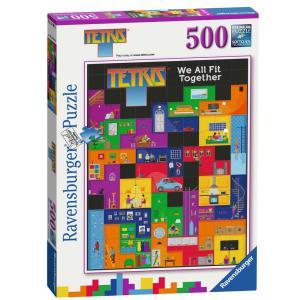 Ravensburger - 15002 - Puzzle 500 pièces - Tetris (426492)
