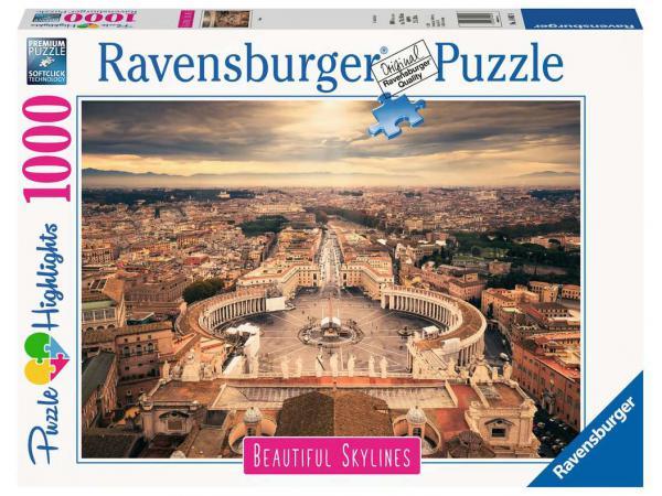 Puzzle 1000 pièces - rome (puzzle highlights)