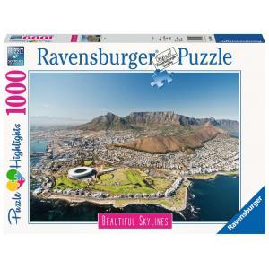 Ravensburger - 14084 - Puzzle 1000 pièces - Le Cap (Puzzle Highlights) (426498)