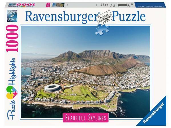 Puzzle 1000 pièces - le cap (puzzle highlights)