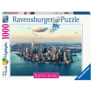 Ravensburger - 14086 - Puzzle 1000 pièces - New York (Puzzle Highlights) (426502)
