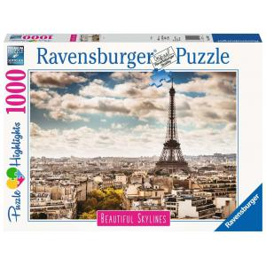 Ravensburger - 14087 - Puzzle 1000 pièces - Paris (Puzzle Highlights) (426504)