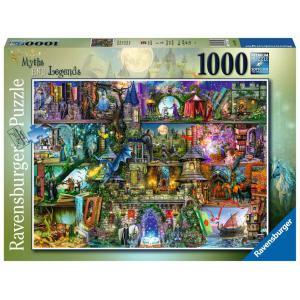 Ravensburger - 16479 - Puzzle 1000 pièces - Mythes et légendes (426514)