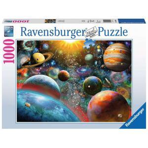 Ravensburger - 19858 - Puzzle 1000 pièces - Vision planétaire (426516)