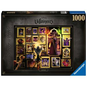 Ravensburger - 15023 - Puzzle 1000 pièces - Jafar (Collection Disney Villainous) (426520)