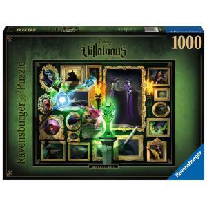 Disney - 15025 - Puzzle 1000 pièces - Maléfique (Collection Disney Villainous) (426524)