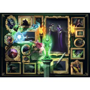Ravensburger - 15025 - Puzzle 1000 pièces - Maléfique (Collection Disney Villainous) (426524)