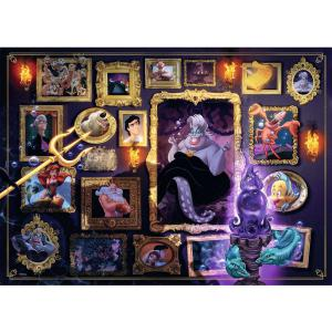 Ravensburger - 15027 - Puzzle 1000 pièces - Ursula (Collection Disney Villainous) (426528)