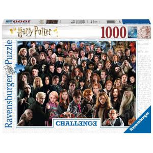 Ravensburger - 14988 - Puzzle 1000 pièces - Harry Potter (Challenge Puzzle) (426530)