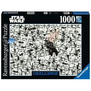 Ravensburger - 14989 - Puzzle 1000 pièces - Star Wars (Challenge Puzzle) (426534)