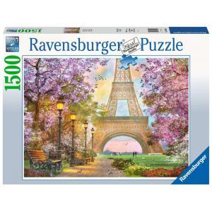 Ravensburger - 16000 - Puzzle 1500 pièces - Amour à Paris (426546)
