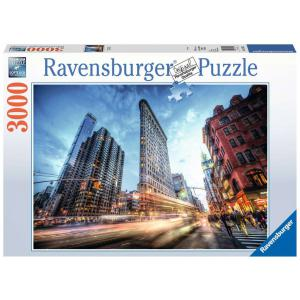 Ravensburger - 17075 - Puzzle 3000 pièces - Flat Iron Building, New York (426556)
