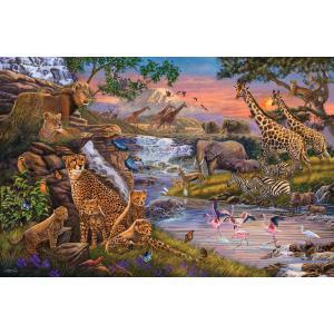 Ravensburger - 16465 - Puzzle 3000 pièces - Le règne animal (426558)