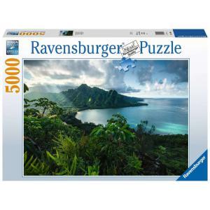 Ravensburger - 16106 - Puzzle 5000 pièces - Vue sur Hawaï (426560)