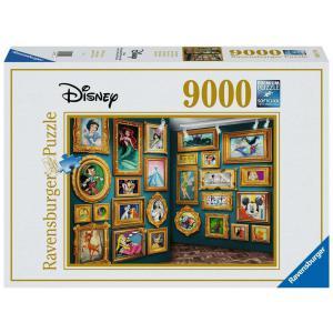 Disney - 14973 - Puzzle 9000 pièces - Le musée Disney (426562)