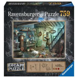 Ravensburger - 16435 - Escape puzzle - La cave de la terreur (426570)