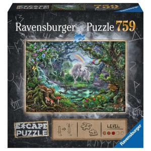 Ravensburger - 16512 - Escape puzzle - Licorne (426572)