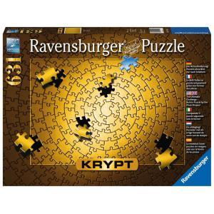 Ravensburger - 15152 - Krypt puzzle 631 pièces - Gold (426574)