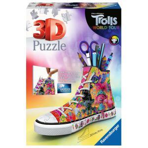 Ravensburger - 11231 - Puzzle 3D Sneaker - Trolls 2 (426606)