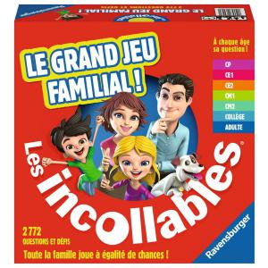 Ravensburger - 26296 - Le grand jeu familial des Incollables (426680)