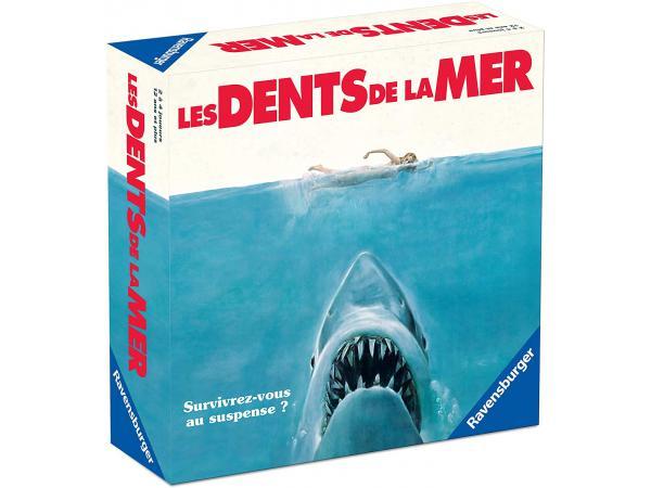 Les dents de la mer - le jeu