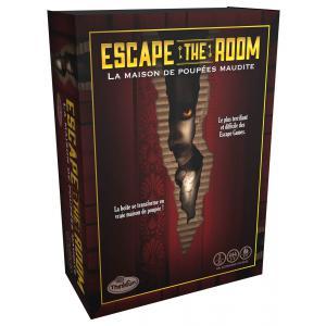 Ravensburger - 76372 - Escape the Room - La maison de poupée maudite (426700)