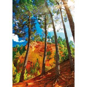 Nathan puzzles - 87639 - Puzzle N 1000 pièces - Les ocres de Roussillon (426748)