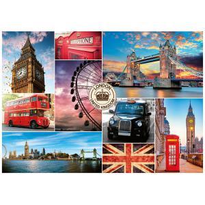 Nathan puzzles - 87632 - Puzzle N 1000 pièces - Visite de Londres (426752)