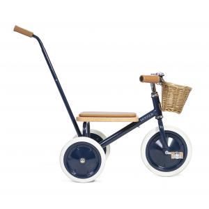 Banwood -  BW-TRIKE-NAVY - Tricycle Banwood bleu marine (426900)