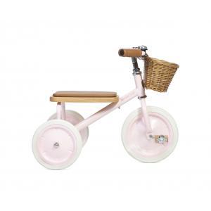 Banwood -  BW-TRIKE-PINK - Tricycle Banwood rose (426906)