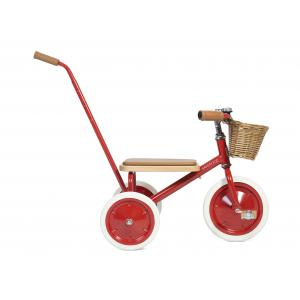 Banwood -  BW-TRIKE-RED - Tricycle Banwood Rouge (426910)