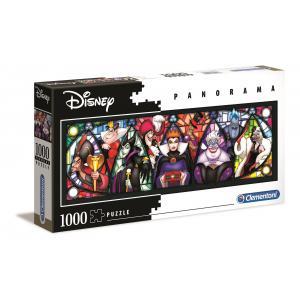 Clementoni - 39516 - Puzzle Panorama 1000 pièces - Vilains (426960)
