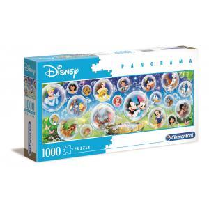 Disney - 39515 - Puzzle Panorama 1000 pièces - Disney Classic (426962)