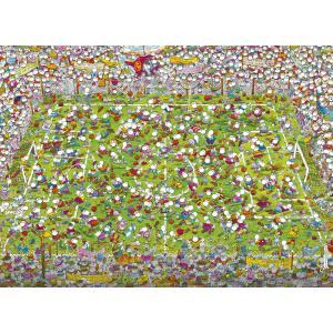 Clementoni - 39537 - Puzzle adultes Mordillo 1000 pièces - The Match (427008)