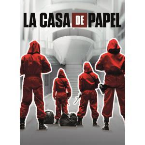 Clementoni - 39532 - Puzzle La Casa de Papel - 1000 pièces (427028)
