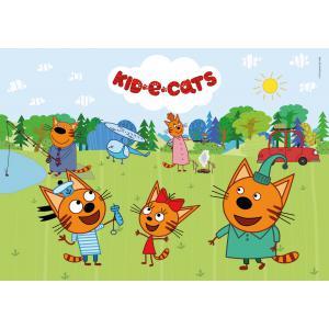 Clementoni - 25707 - Puzzle enfants 104 Pièces - Kid-e-Cat (427160)