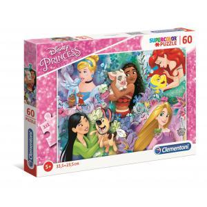 Clementoni - 26995 - Puzzle enfants 60 Pièces - Princess (427166)