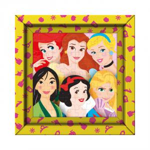 Clementoni - 38805 - Puzzle enfants Frame Me Up 60 Pièces - Princess (427386)