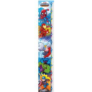 Marvel - 20337 - Puzzle 30 Pièces Maxi Measure Me - Marvel Superhero (427406)