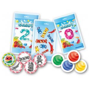 Clementoni - 16565 - Jeux de société Candy Catch (427532)