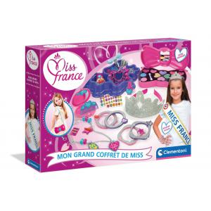 Clementoni - 52501 - Miss France  Grand Coffret Miss France (427586)